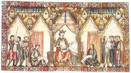 Noble y Real: Los Oficios de la Corte